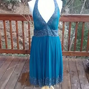 NWT Adrianna Papell Evening Dress